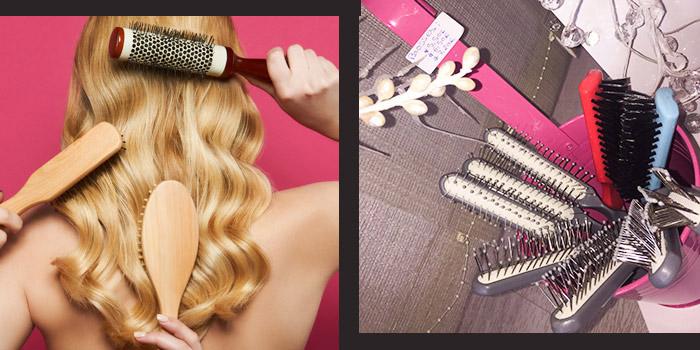 Lovely Perruque - Grand choix de brosses à cheveux
